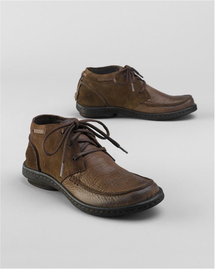 Chukka Born® Kapona Lace-Up Boots