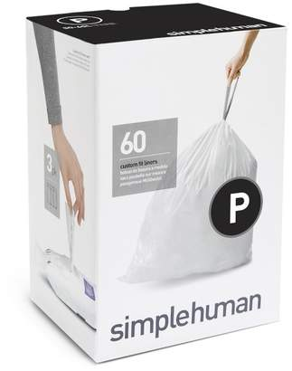 Williams-Sonoma simplehuman (P) Custom Fit Trash Liner