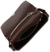 AllSaints Ikuya Leather Clutch