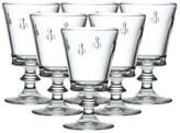 La Rochere Abeilles 9-ounce Napoleon Bee Wine Glasses