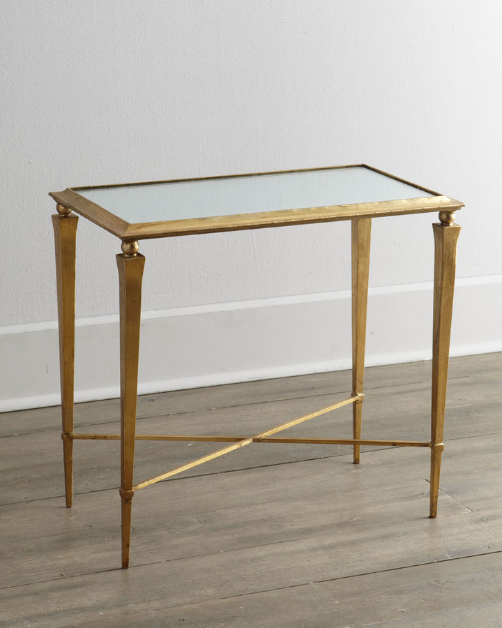 """Horchow """"Reydon"""" Side Table"""