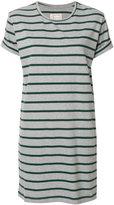 Current/Elliott short-sleeved striped dress