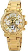 "JBW Women's JB-6210-160-I ""Victory"" 1.5 Carats Diamond Chronograph Watch"