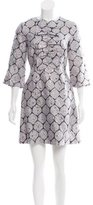 Suno Brocade A-Line Dress w/ Tags
