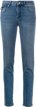 Love Moschino Low-Rise Skinny Jeans