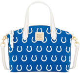 Dooney & Bourke Indianapolis Colts Ruby Mini Satchel Crossbody