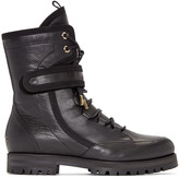 Jimmy Choo Black Decker Boots