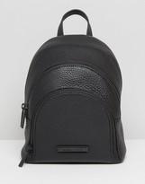 KENDALL + KYLIE Mini Sloane Pebble Leather Backpack