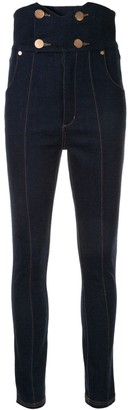 Alice McCall Jadore high-waisted jeans
