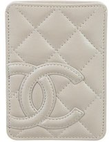 Chanel Cotton Club Cardholder