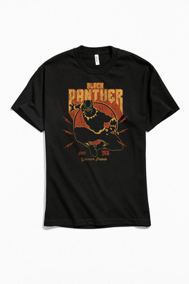 Urban Outfitters Black Panther Graphic Tee
