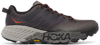 Hoka One One Black Speedgoat 4 GTX Sneakers