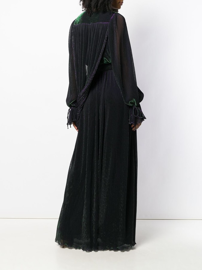 Thumbnail for your product : Marco De Vincenzo Belted Maxi Dress