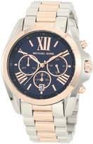Michael Kors Women's Bradshaw MK5606 Silver Stainless-Steel Quartz Watch