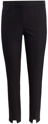 Lafayette 148 New York Lafayette 148 New York, Plus Size Acclaimed Stretch Waldorf Slim Split Cuff Trousers