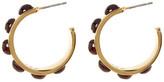 Trina Turk Cab Set Hoop Earrings