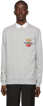 Burberry Grey Coldwell Sweatshirt