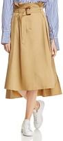 Max Mara Goya Belted Skirt - 100% Exclusive