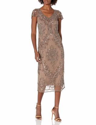 Pisarro Nights Women's Beaded Dress