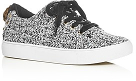 Kurt Geiger Women's Ludo Quilted Low-Top Sneakers