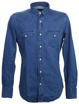 Tom Ford Blue Denim Shirt
