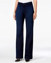 NYDJ Teresa Paris Nights Wash Flare-Leg Jeans