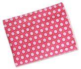 Caden Lane Pink Paradise Crib Blanket