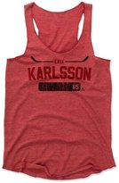 500 Level Erik Karlsson Athletic R Ottawa Women's Tank Top S