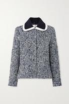 Victoria Victoria Beckham Victoria, Victoria Beckham Wool-blend Boucle Jacket