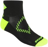 Brooks Infiniti Nightlife Socks - Ankle (For Men and Women)