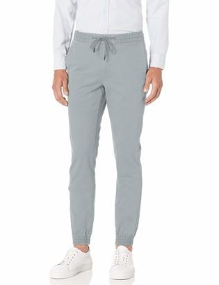 "Goodthreads Skinny-fit Jogger Pant Light Grey Large/30"" Inseam"