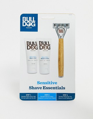 Bulldog Sensitive Shave Essentials