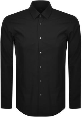 Boss Business BOSS HUGO BOSS Slim Fit Jango Shirt Black