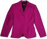 HUGO BOSS Purple Jacket for Women