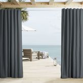 Outdoor Solid Curtain - Cavern