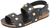 Rachel Zoe Pia Footbed Sandals