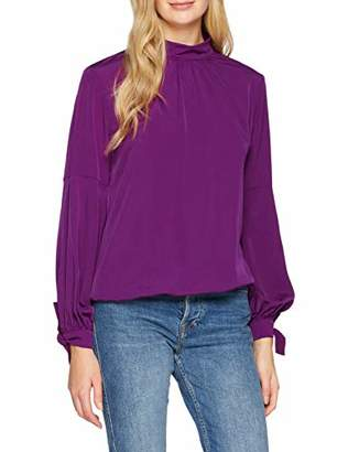 Gerry Weber Women's 860053-31501 Blouse, Purple 30823