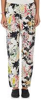Zero Maria Cornejo Women's Tabi Floral Silk-Blend Pants