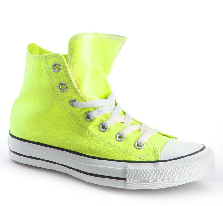 Converse high-top sneakers for unisex