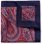 Eton of Sweden Exploded Paisley Pocket Square