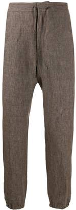 Ermenegildo Zegna Relaxed Fit Tapered Trousers