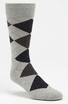 Nordstrom Cushioned Argyle Socks (3 for $22)