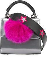 Les Petits Joueurs Bunny Micro Alex shoulder bag - women - Calf Leather/Lamb Skin - One Size