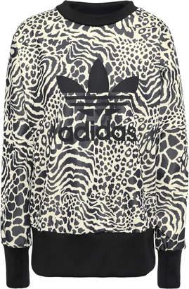 adidas Printed Scuba Sweatshirt