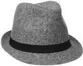 Nautica Women's Marled Fedora Hat