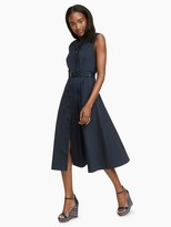 Tommy Hilfiger Essential Belted Shirtdress