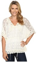 Scully Sweet Summer Top Cover-Up Women's Clothing