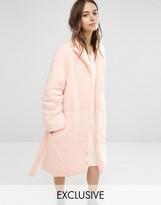 MinkPink Duvet Robe