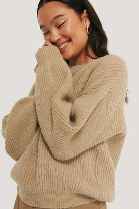 NA-KD Crew Neck Sweater