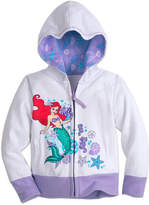 Disney Ariel Zip Hoodie for Girls